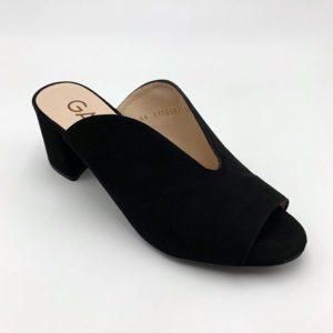 Sandales-fermées-ante-negro-black-emma magasin chaussures toulouse