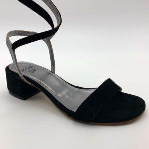 Sandales-petits-talons-noir-Misky magasin chaussures toulouse