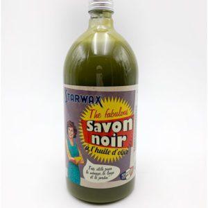 Savon noir à l'huile d'olive droguerie toulouse