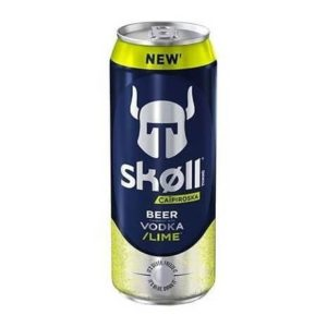 Skoll Lime 50cl Toulouse