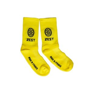 Socks-Yellow1 zest Toulouse