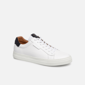 Spark Clay Nappa Suède : White : Azul Toulouse chaussures