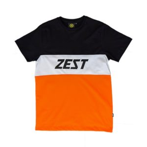 Stripe-Orange-T1 zest Toulouse