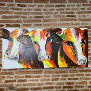 Tableau-vache-rocias magasin déco toulouse