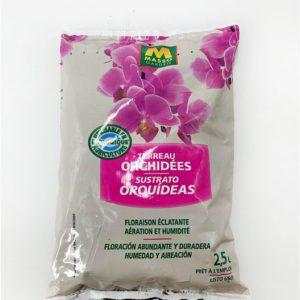 Terreau orchidées masso garden jardinerie toulouse