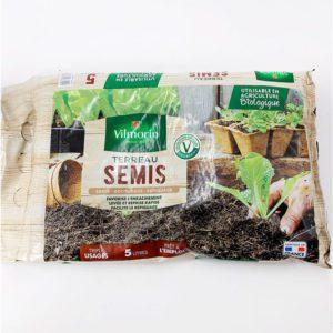 Terreau semis jardinerie toulouse