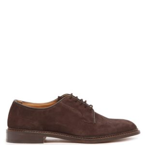 Tricker's Robert Suédé Coffee Casoriro Toulouse Chaussures