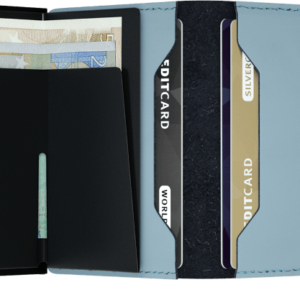 Twinwallet Matte Blue Toulouse Boutique