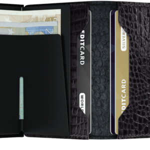 Twinwallet Nile Black Boutique de Toulouse