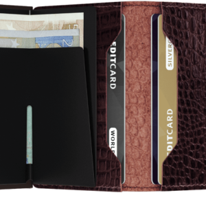 Twinwallet Nile Brown Boutique Toulouse