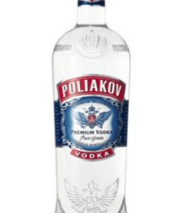 VODKA POLIAKOV Toulouse