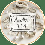 Bijoux Toulouse boutique atelier 114