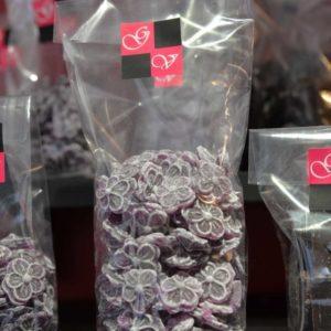 bonbons violette Toulouse