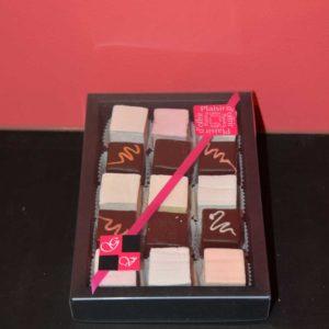 coffret guimauve au chocolat Toulouse
