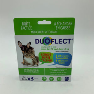 duoflect medicament magasin animalerie toulouse