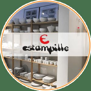 Magasins arts de la Table Toulouse estampille boutiques