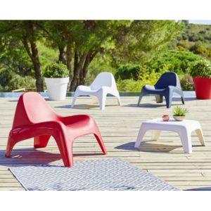 fauteuils & tabourets de Jardin