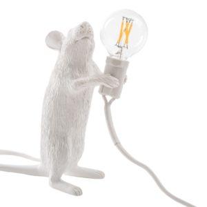 Lampe de table souris debout Toulouse Boutiques