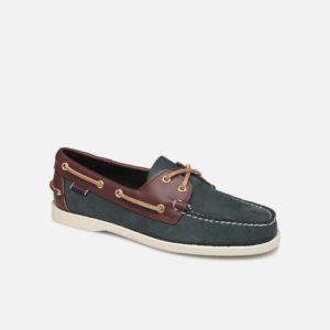 mocassins bateaux vert marron sebago spinnaker bleu Toulouse chaussures