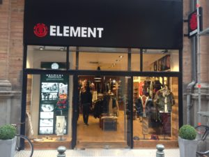 Element boutique en ligne toulouse