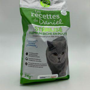 recettes-de-daniel-chat-sterelise boutique animalerie toulouse
