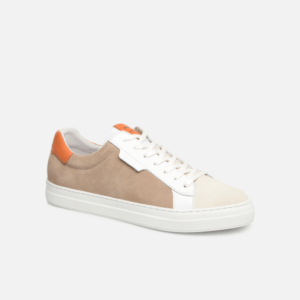 schmoove Spark Clay Suede Nappa : Beige : Orange