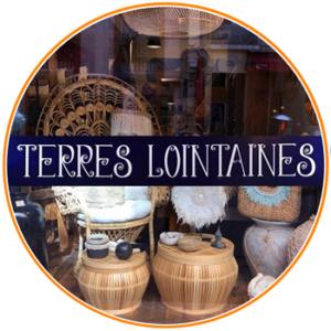terres lointaines Toulouse Boutiques