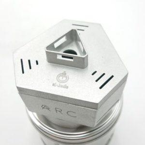 Système de chauffe module ARC Boutique de Toulouse