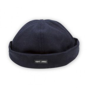 Bonnet miki marine Saint James Toulouse Boutique