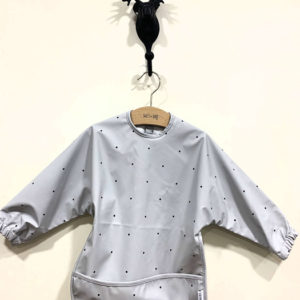 bavoir intégral gris a pois liewood Toulouse boutique enfant