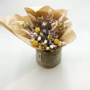 Grand bouquet sec Toulouse Boutiques Alocasia
