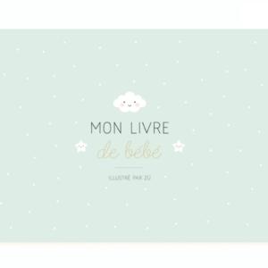 mon livre de bébé Zü Toulouse Boutique enfant Sweet Baby Shop