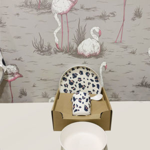 Set de vaiselle en Bamboo Liewood Léopard Toulouse boutique enfant