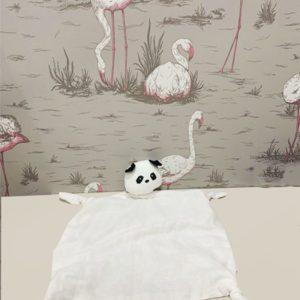 Doudou plat Agnete Panda Liewood Toulouse boutique enfant