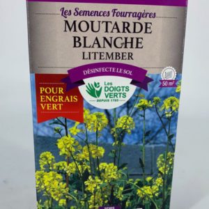 moutarde blanche Toulouse jardinerie