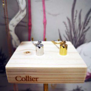 Collier Mon petit poids Toulouse Boutique Sweet Baby Shop