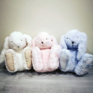 Peluche Augustin le lapin Tartines et chocolat Toulouse Boutique Sweet Baby Shop