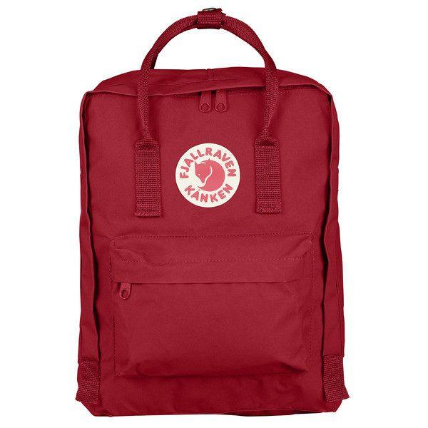 jamken fjallraven sac à dos rouge Toulouse boutique