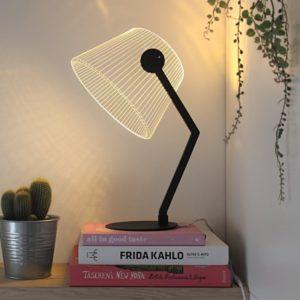 lampe-by-bulbing-black-ziggi Toulouse Boutique
