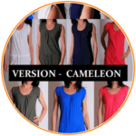 Vêtements Toulouse boutique Version caméleon