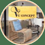 Décoration Toulouse boutique Vu concept