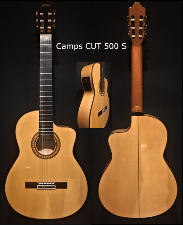 Camps CUT-500S Valley & blues Toulouse Boutiques.com