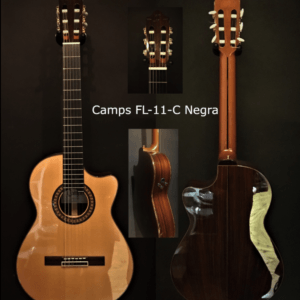 Camps FL-11-C Negra Valley & Blues ToulouseBoutiques.com