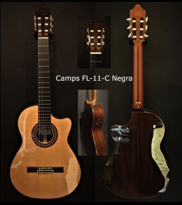 Camps FL-11-C Negra Valley & Blues ToulouseBoutiques.com