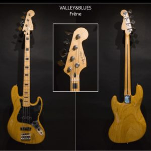 Valley & Blues Jazz Bass ToulouseBotuiques.com