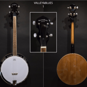 Valley & Blues Banjo G404 380 Valleys & blues ToulouseBoutiques.com