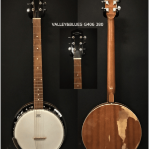 Valley & Blues Banjo G406 380 Valley & Blues ToulouseBoutiques.com