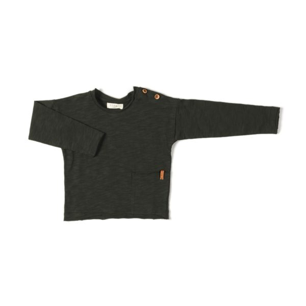 Button Longsleeve nixnut