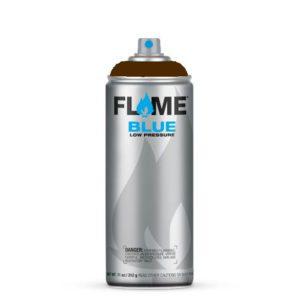 Bombe de peinture acrylique Flame Blue 400ml FB-708-Noisette