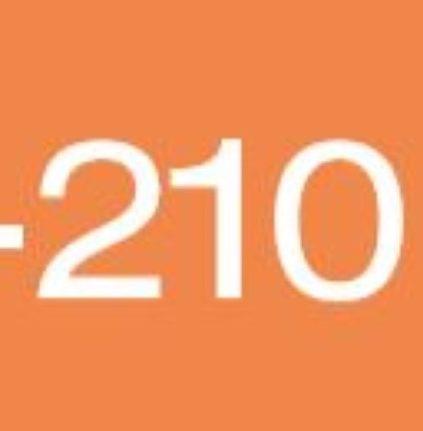 Bombe de peinture acrylique Flame Orange 400ml FO-210-Abricot